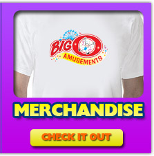 Big O Merchandise - Check it out!